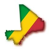 Vector Flag Mali Stock Photos