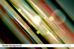 Vector flare background modern and future style Stock Image