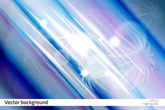 Vector flare background modern and future style Stock Photo