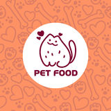 Vector flat pet. Stock Images
