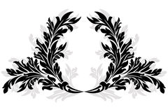Vector floral Royalty Free Stock Photos