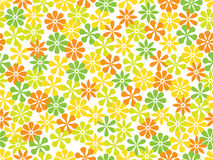 Vector Floral Background Royalty Free Stock Photo