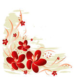 Vector Floral Background Royalty Free Stock Images