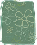 Vector floral background. Eps file available Vector Illustration