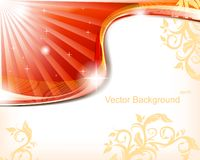 Vector floral Background  eps10 Royalty Free Stock Photo