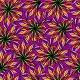 Vector floral background Stock Photos
