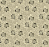 Vector  floral background, pattern Stock Photo