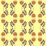 Vector  floral background, pattern Royalty Free Stock Photo