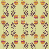 Vector  floral background, pattern Royalty Free Stock Photography