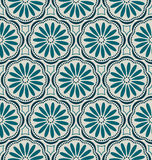 Vector floral background seamless Royalty Free Stock Photos