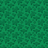 Vector floral background. Seamless pattern. Stock Photography