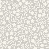 Vector floral background, seamless Stock Photography