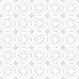 Vector floral background in trendy mono line style. Royalty Free Stock Image