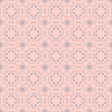 Vector floral background in trendy mono line style. Royalty Free Stock Photography