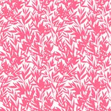 Vector floral Bamboo seamless pattern Royalty Free Stock Photos