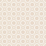 Vector floral damask pattern Stock Photos
