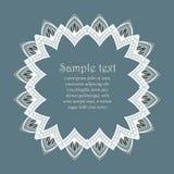 Vector floral design Stock Photo