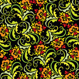 Vector floral pattern Royalty Free Stock Image