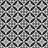 Vector Floral Pattern Background Stock Photography