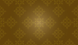 Vector floral seamless pattern Royalty Free Stock Image