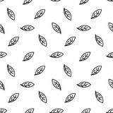 Vector floral seamless pattern Royalty Free Stock Photography