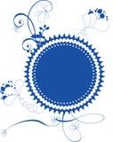 Vector flourish. A sharp clean vector flourish file stock illustration