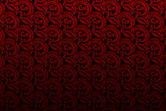 Vector Flourish Victorian Pattern Stock Photo