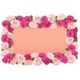 Vector Flower Board Royalty Free Stock Photos