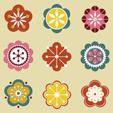 Vector flower design Royalty Free Stock Photography