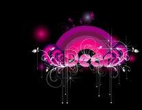 Vector flower illustration Stock Images
