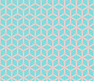Vector flower seamless pattern, background in pastel colors Stock Photos