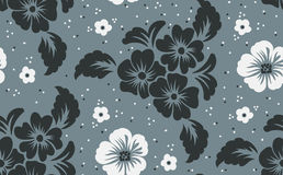 Vector flower seamless pattern element. Elegant texture for backgrounds. Royalty Free Stock Images