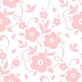 Vector flower seamless pattern element. Elegant texture for backgrounds. Classical luxury old fashioned floral ornament Royalty Free Stock Image