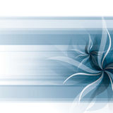 Vector Flowers Background Stock Photography