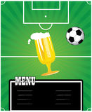 Football pub Stock Images