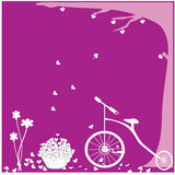 Vector Format Valentine Cards Festival Royalty Free Stock Photography