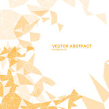 Vector fractal background. Royalty Free Stock Photos