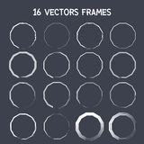 16 vector frame Stock Photography