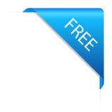 Vector Free Corner Royalty Free Stock Image