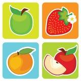Vector fruit Stock Photo