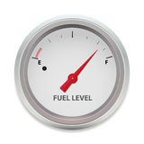 Vector Fuel Level Royalty Free Stock Photography