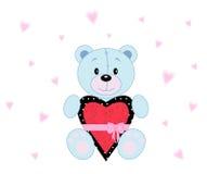 Vector fun bear Royalty Free Stock Image