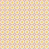 Vector funky pattern. Seamless texture for your design. Royalty Free Stock Photos
