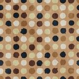 Vector funky retro seamless pattern Stock Image