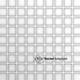 Vector futuristic seamless white background Stock Image