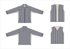 Men's clothes templates VECTOR Stock Photo