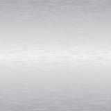 Vector Geborsteld Aluminium Stock Foto