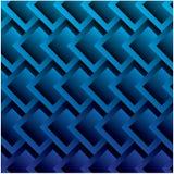 Vector geométrico del fondo del extracto azul colorido profesional del color stock de ilustración