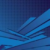 Vector geométrico del fondo del extracto colorido profesional del color stock de ilustración