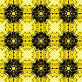 Vector geometric art deco pattern Royalty Free Stock Photo